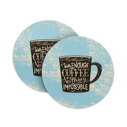 Coffee Love Coasters