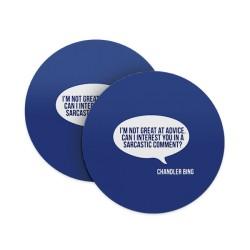 Sarcasm Quote Coasters