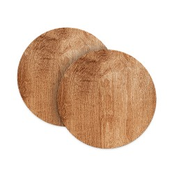 Timber Pattern Coasters