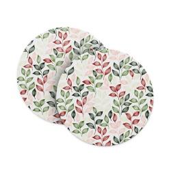 Tea Leaves Coasters