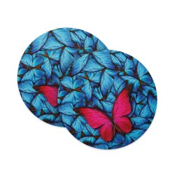 The Red Butterfly Coasters