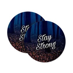 Stay Strong Coasters