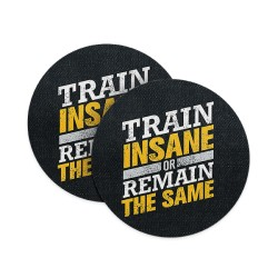 Train Insane or Remain Same Coasters