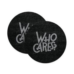 Who Cares Coasters