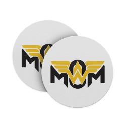 Wonder Mom Coasters