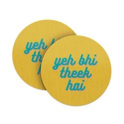 Yeh Bhi Theek Hai Coasters