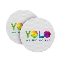 YOLO Coasters