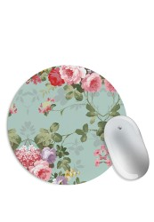 Summer Floral Mouse Pad