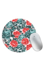 The blooming Rose Mouse Pad