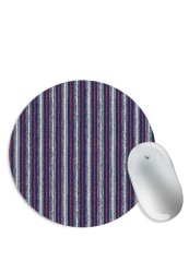 Abstract Jeans Mouse Pad