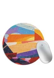 Graffiti Abstract Mouse Pad