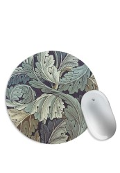 Leaves Painting Mouse Pad