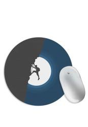 Full moon Climb Mouse Pad