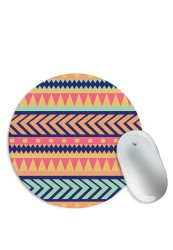 Happy Tribal Mouse Pad