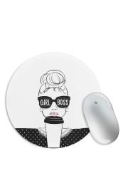 Girl Boss Mouse Pad