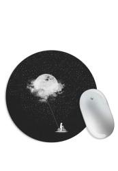Moon Balloon Mouse Pad