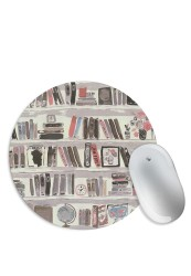 Library Rack Mouse Pad
