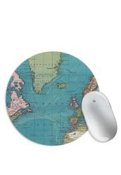 Vintage Map Mouse Pad