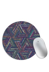 Woven Triangle Mouse Pad