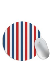 Vertical Stripes Mouse Pad
