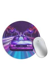 Vintage Effect Supercar Mouse Pad