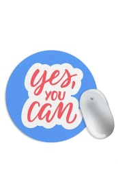 Yes You Can Mouse Pad