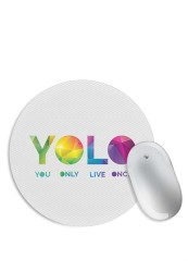 YOLO Mouse Pad