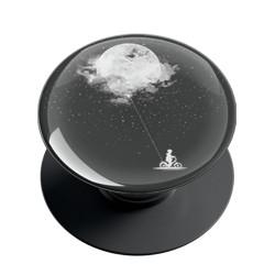 Moon Balloon Phone Grip