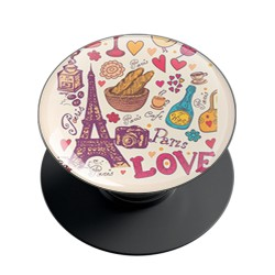 Paris Love Phone Grip