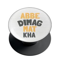 Abe Dimaag Mat Kha Phone Grip