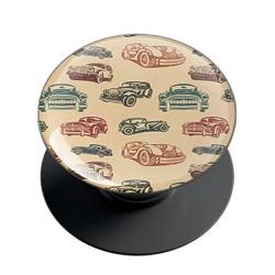 Vintage Cars Phone Grip