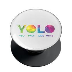 YOLO Phone Grip