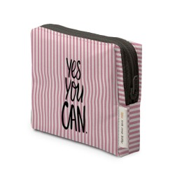 Yes You Can Coin Purse