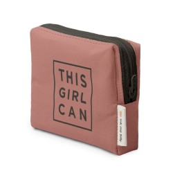 This Girl Can Coin Purse