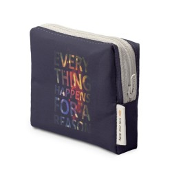 Everything Happens for a Reason Coin Purse