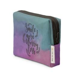 Smile More Coin Purse