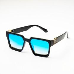 Inkmesilly Geometric Wayfarer Sunglasses