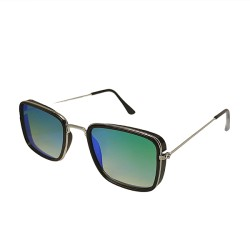 Inkmesilly Double Bridge Full Rim Sunglasses