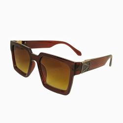 Inkmesilly Rectangular Over Sized Sunglasses
