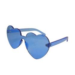 Inkmesilly Heart Shaped Sunglasses
