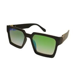 Inkmesilly Over Sized Rectangular Sunglasses