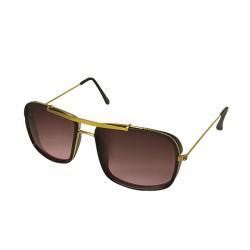 Inkmesilly Double Bridge Rectangular Sunglasses