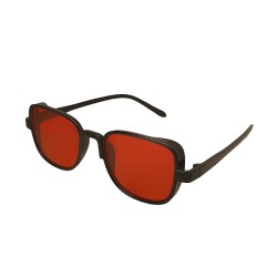 Inkmesilly Squared Sunglasses