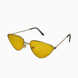 Inkmesilly Cat Eye Sunglasses