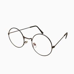 Inkmesilly Rounded Full Rim Eyeglasses