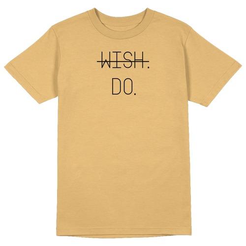 Wish – Do Round Collar Cotton Tshirt