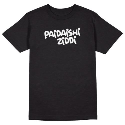 Paidaishi Ziddi Round Collar Cotton Tshirt