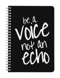 Be a Voice Notebook