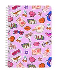Comic Sassy Notebook