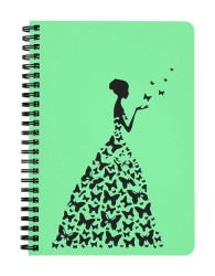 Butterfly Princess Notebook